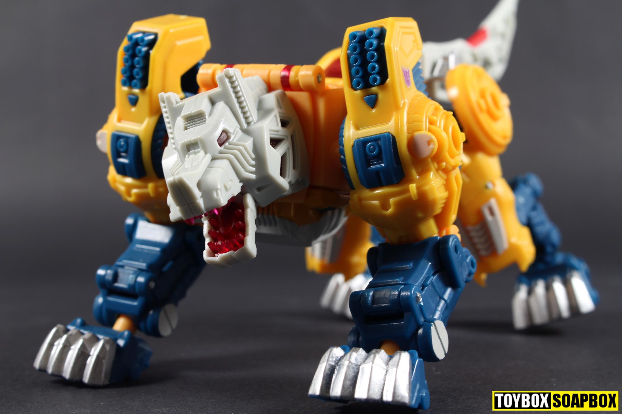 Titans Return Wolfwire
