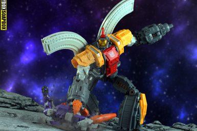 Mechfanstoys toys huge dragon omega supreme review