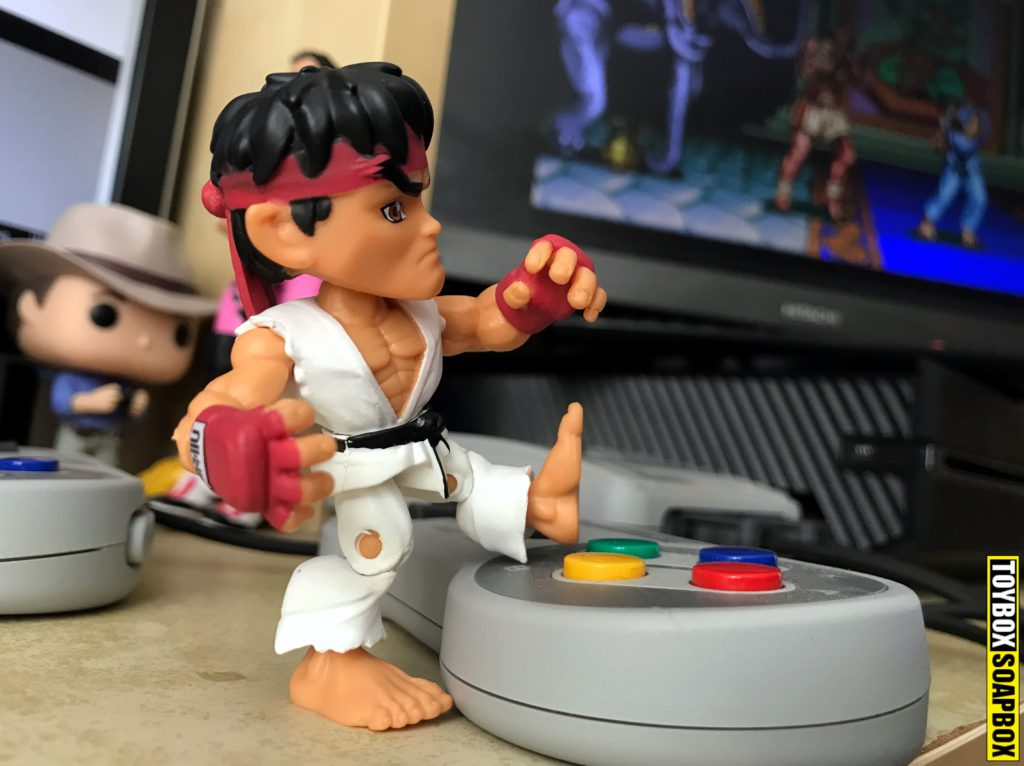 street fighter ryu loyal subjects