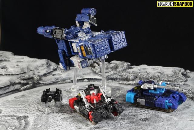 transformers seieg soundwave ravage