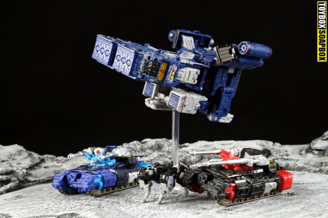 siege soundwave generations rumble and frenzy