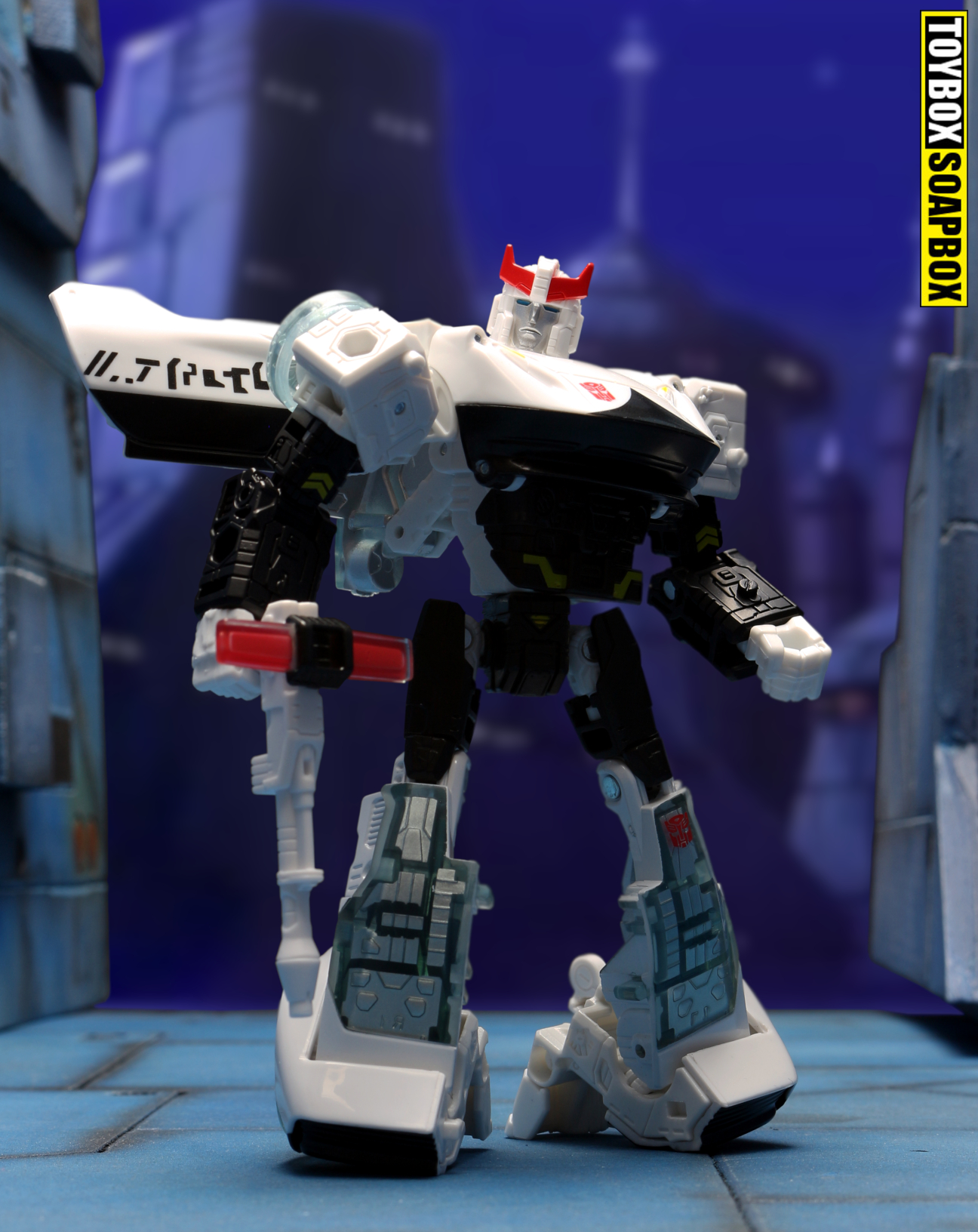 transformers siege prowl reivew