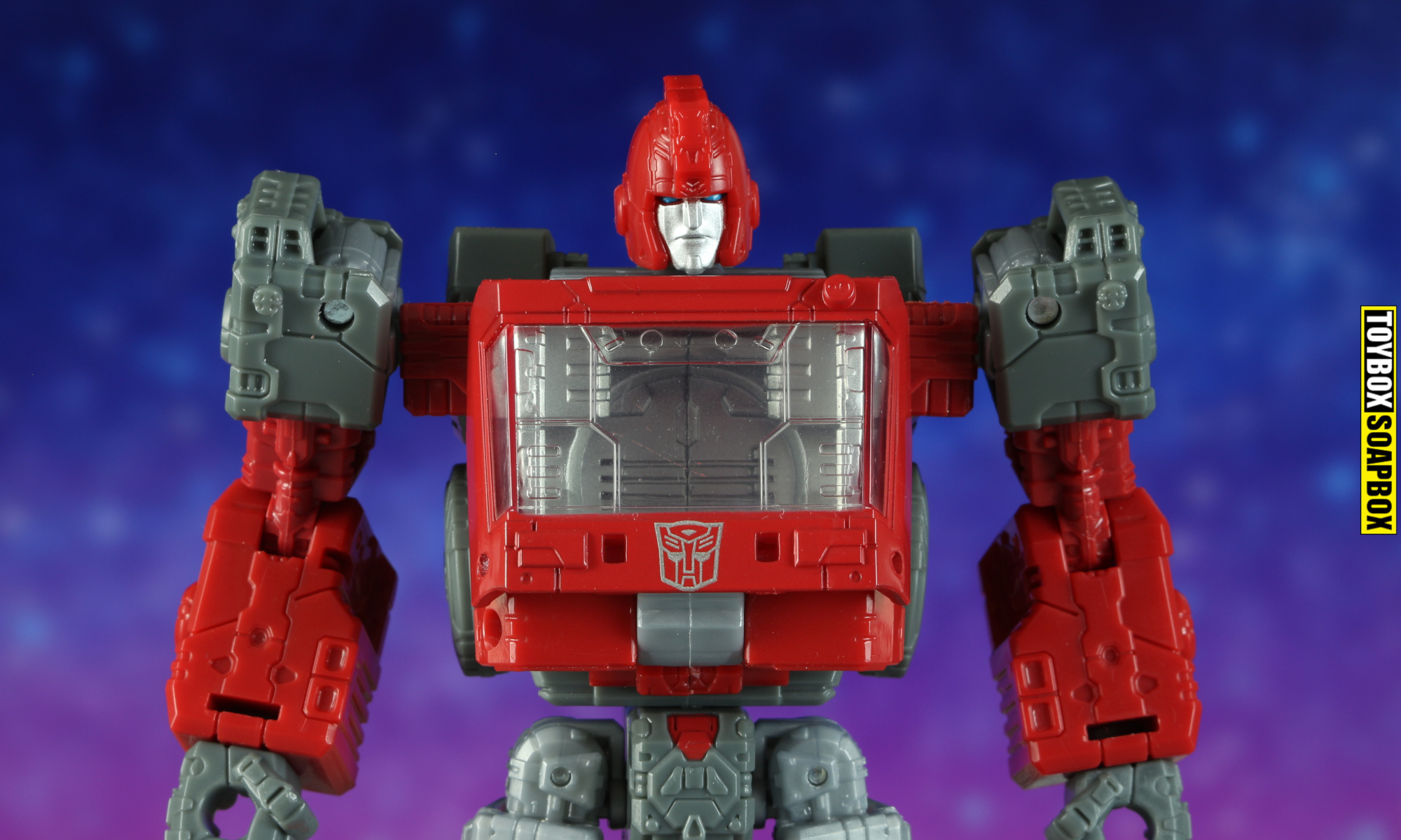 siege ironhide face review