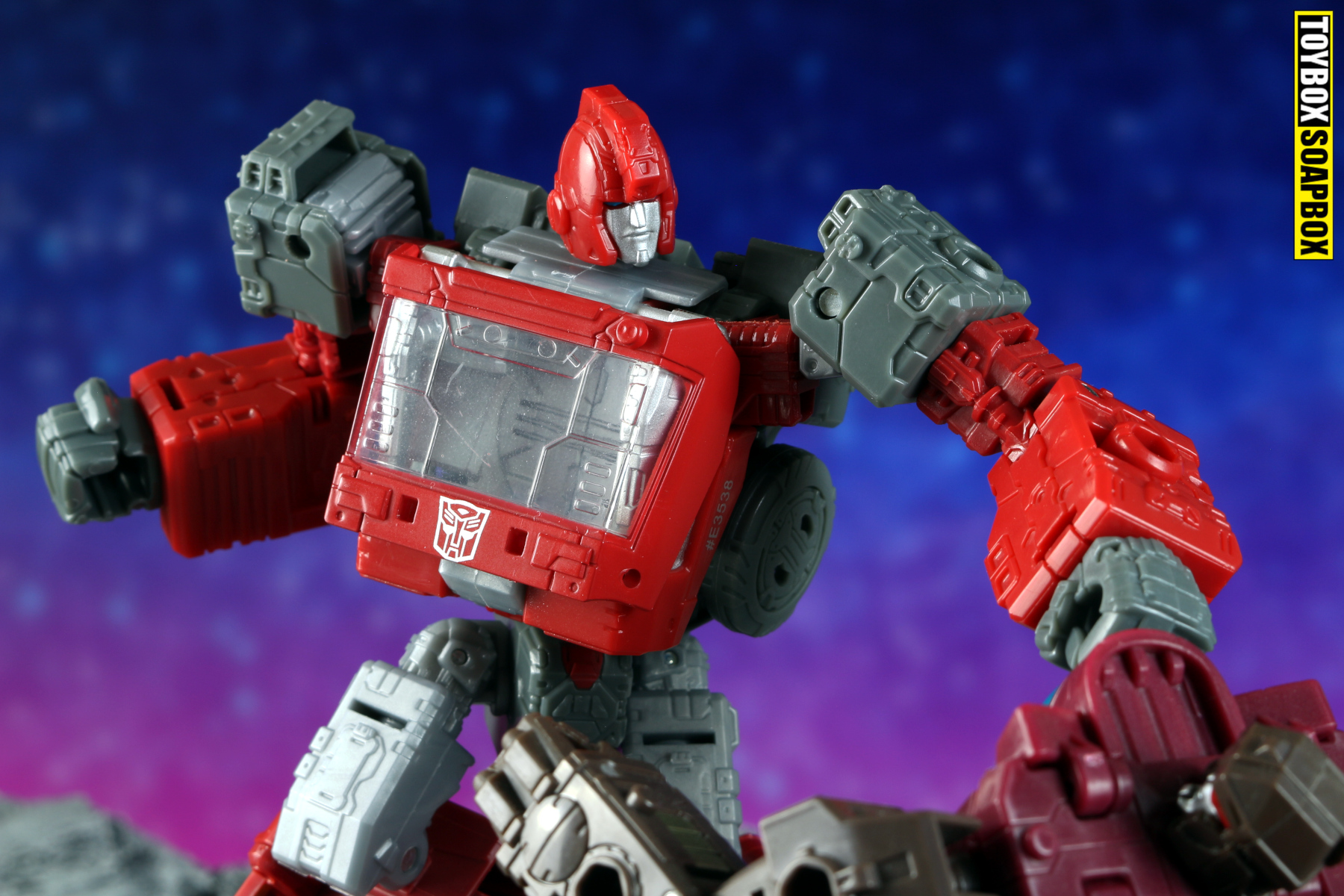 siege ironhide head