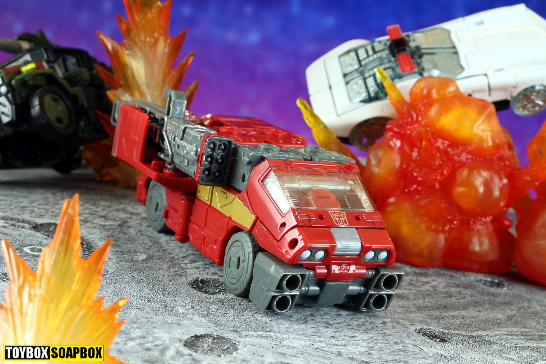 transformers wfc siege ironhide review