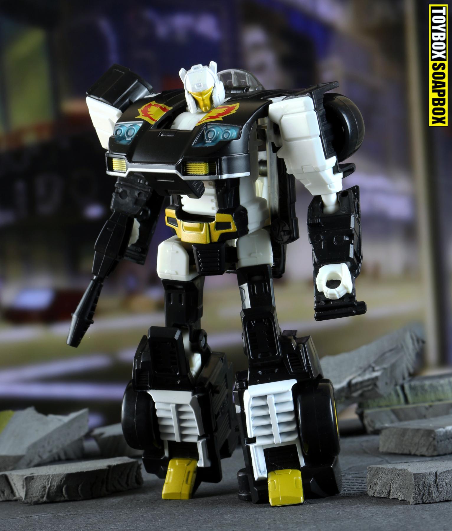 transformers potp ricochet review