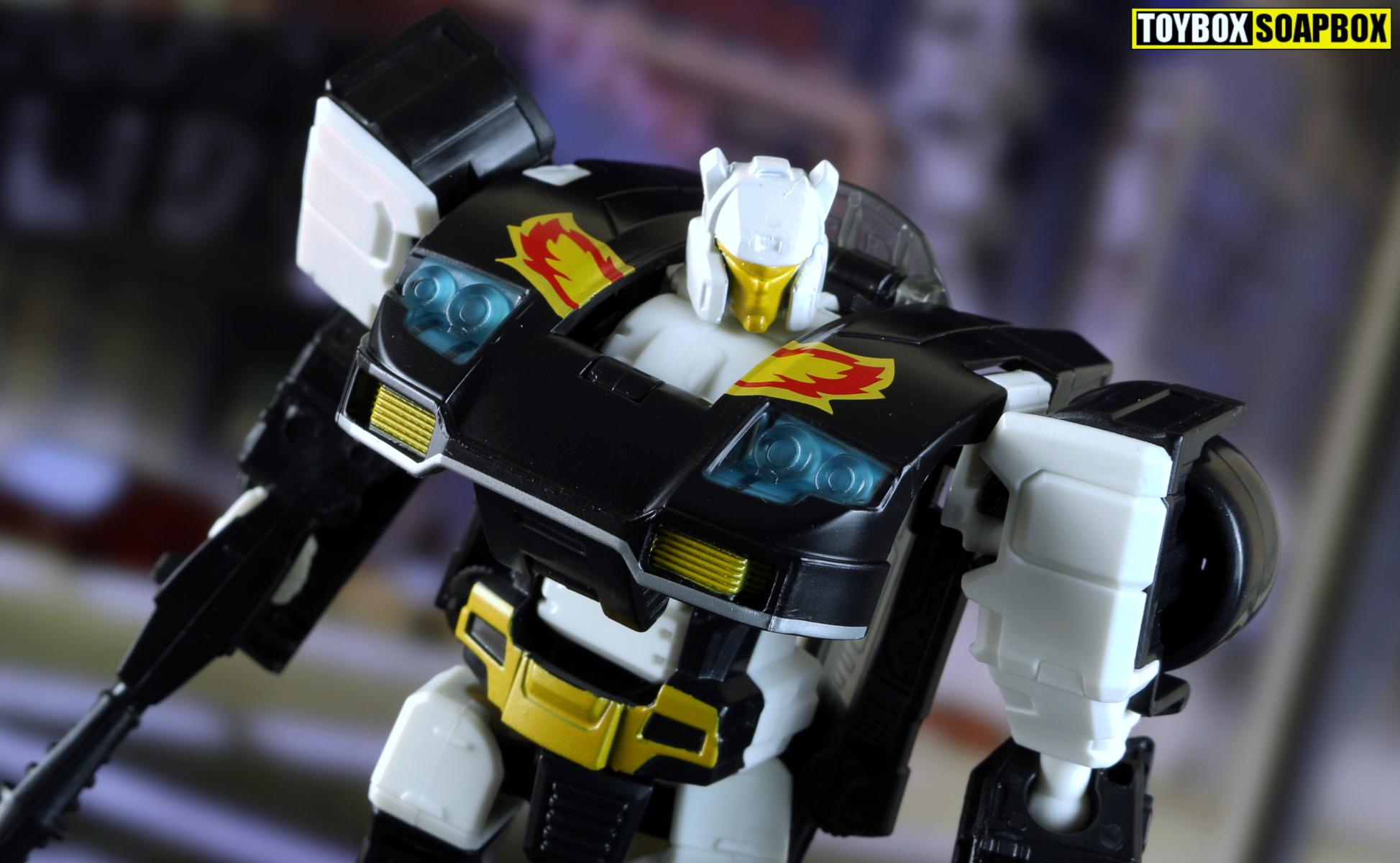 transformers generations potp ricochet head