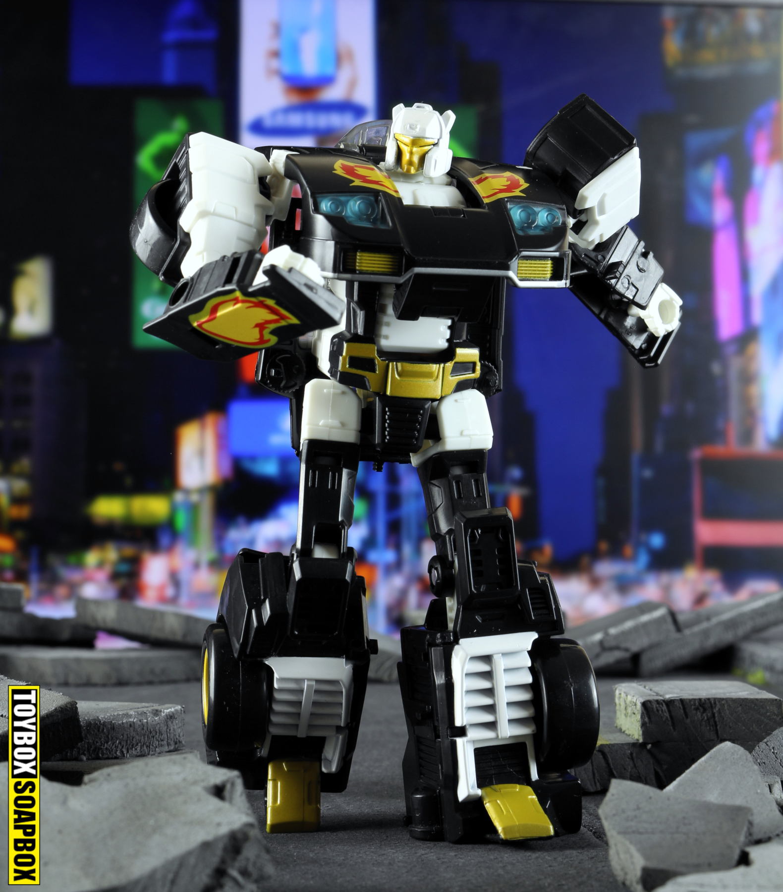 generations selects ricochet steeper transformers