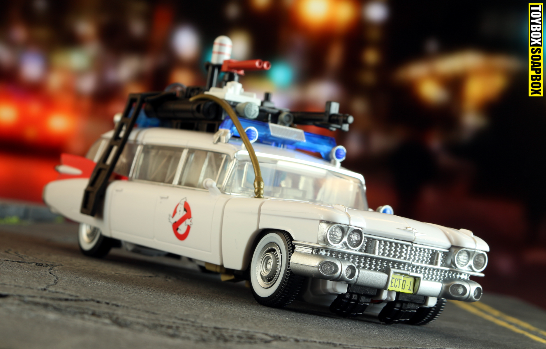ghostbusters ecto 1 transformers