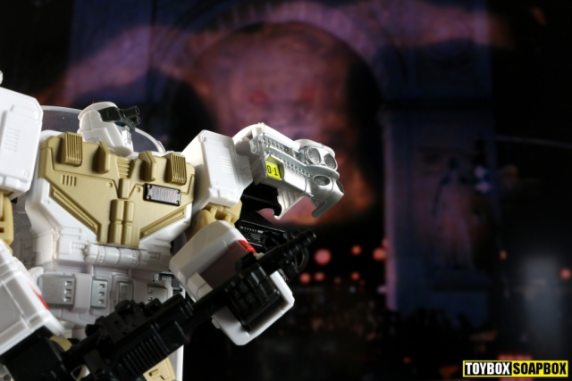 ghostbusters 2 arch ghost vs ectotron