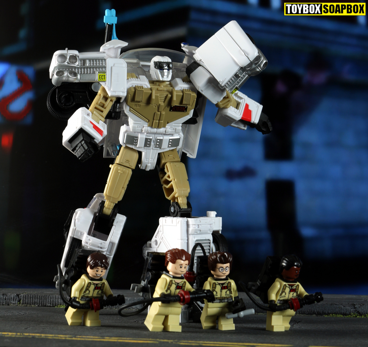 lego ghostbusters ectotron