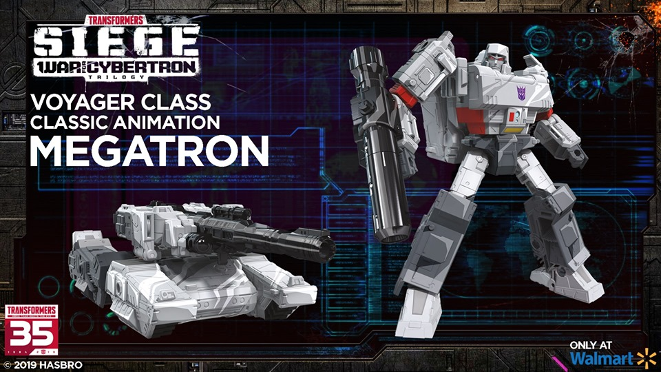 siege cel shaded megatron