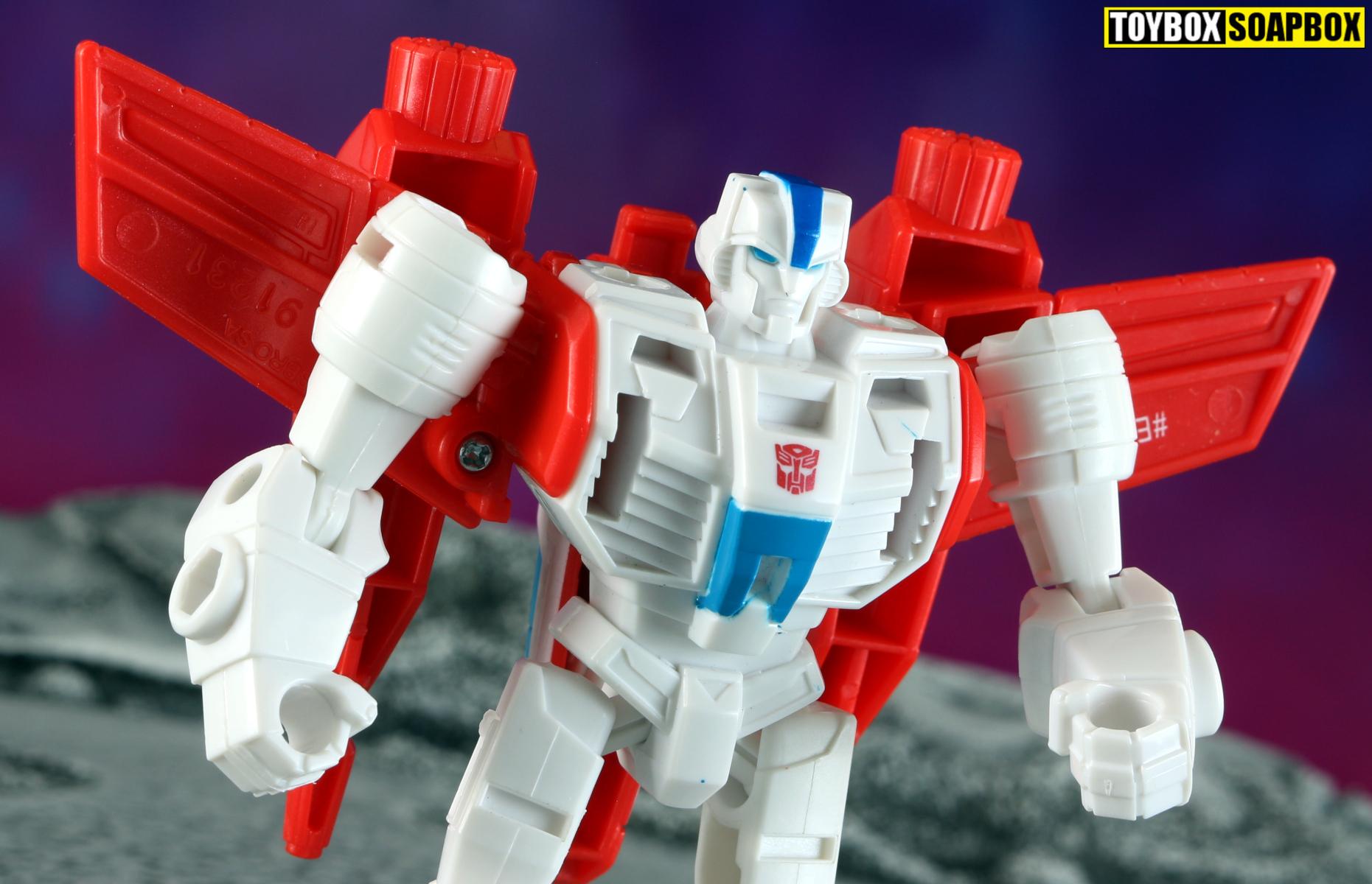 transformers cyberverse jetfire face