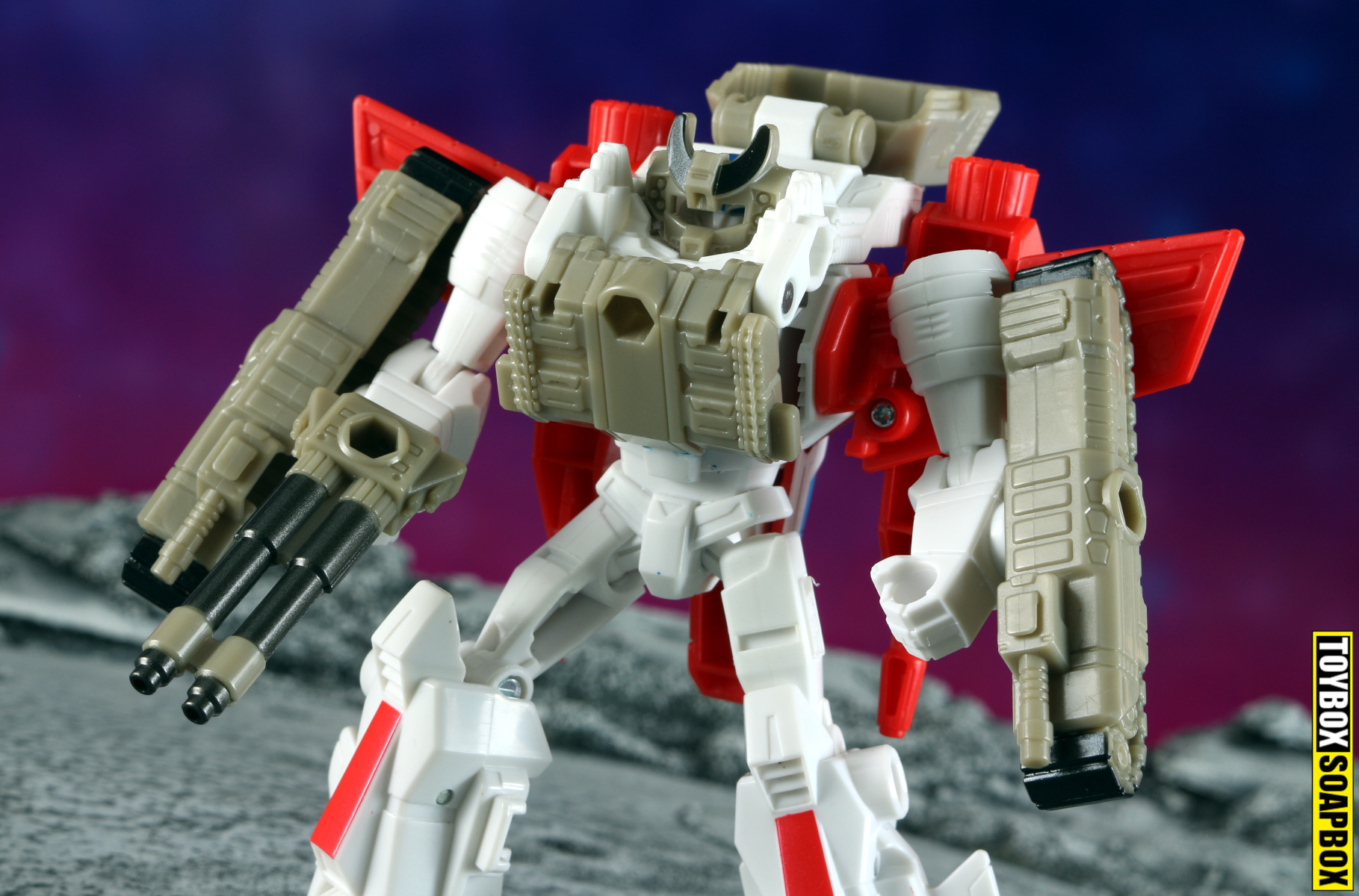 transformers cyberverse jetfire power of the spark armor