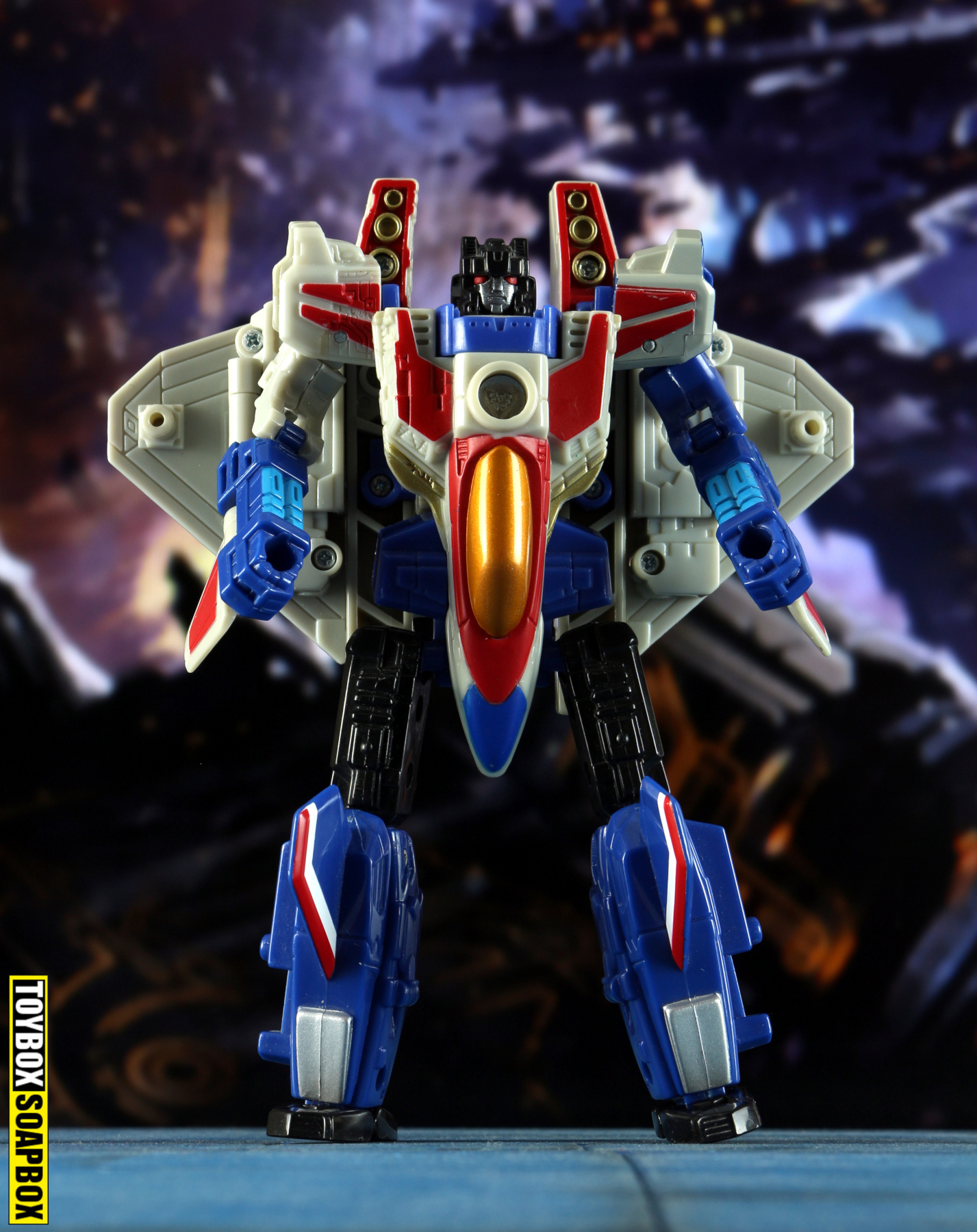 transformers energon starscream g1 walmart review