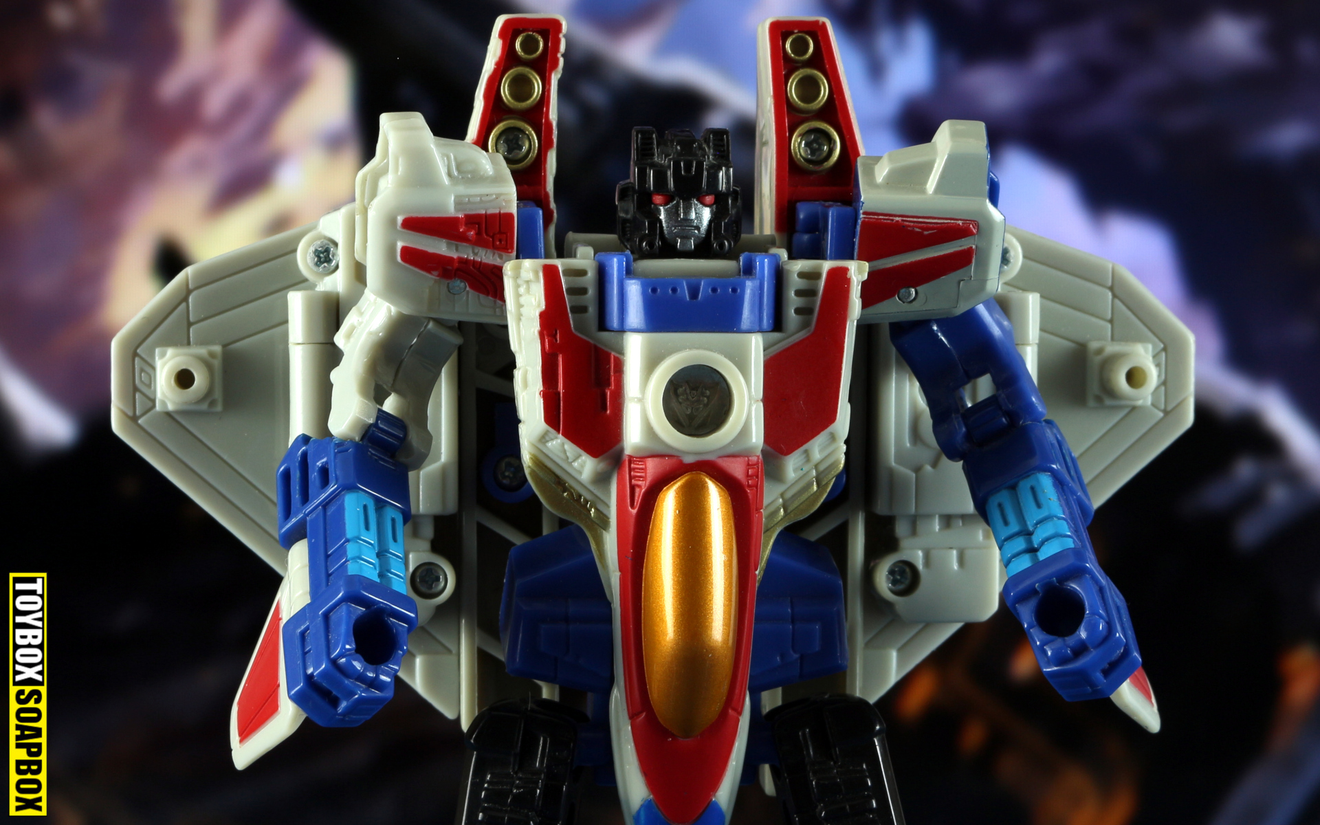 energon starscream head