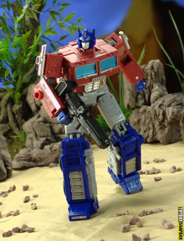 generations earthrise optimus prime