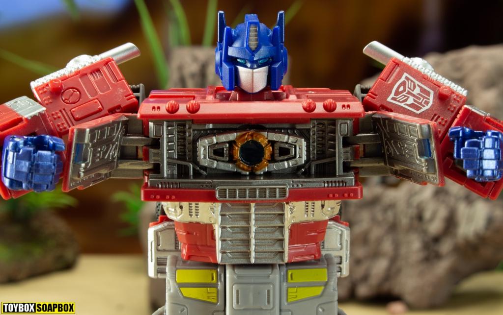 earthrise optimus prime matrix of leadership