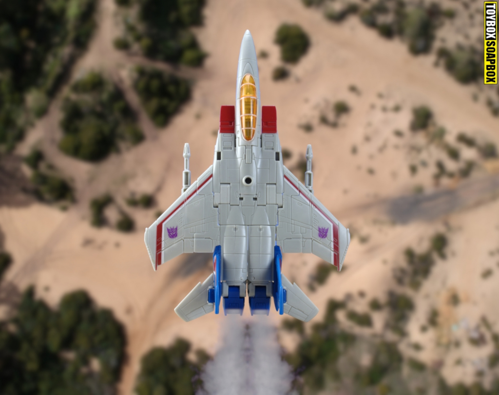 earthrise starscream jet mode top