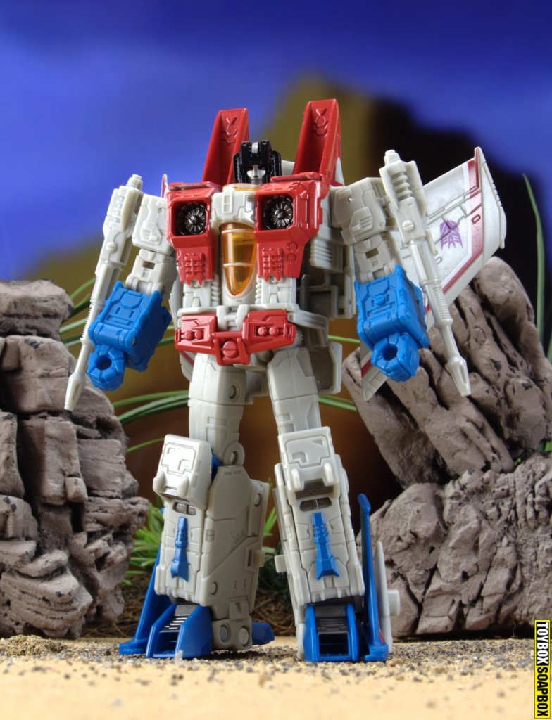 earthrise voyager starscream bot mode