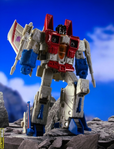 transformers earthrise voyager starscream review