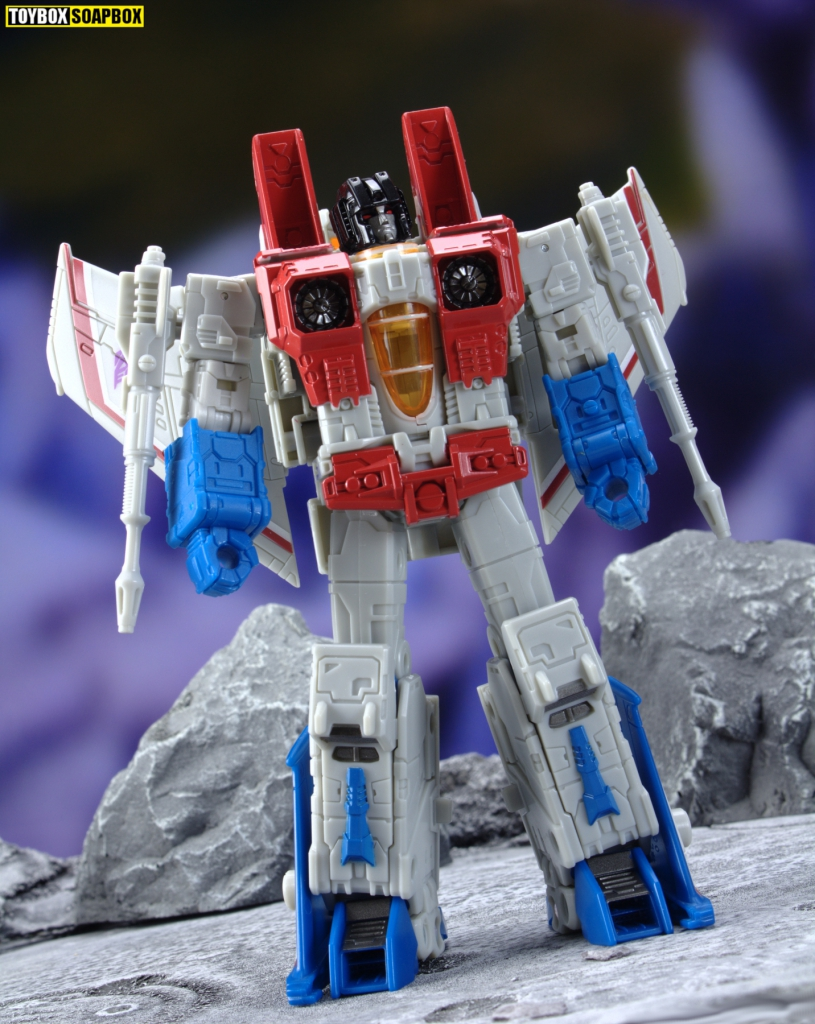 earthrise voyager starscream