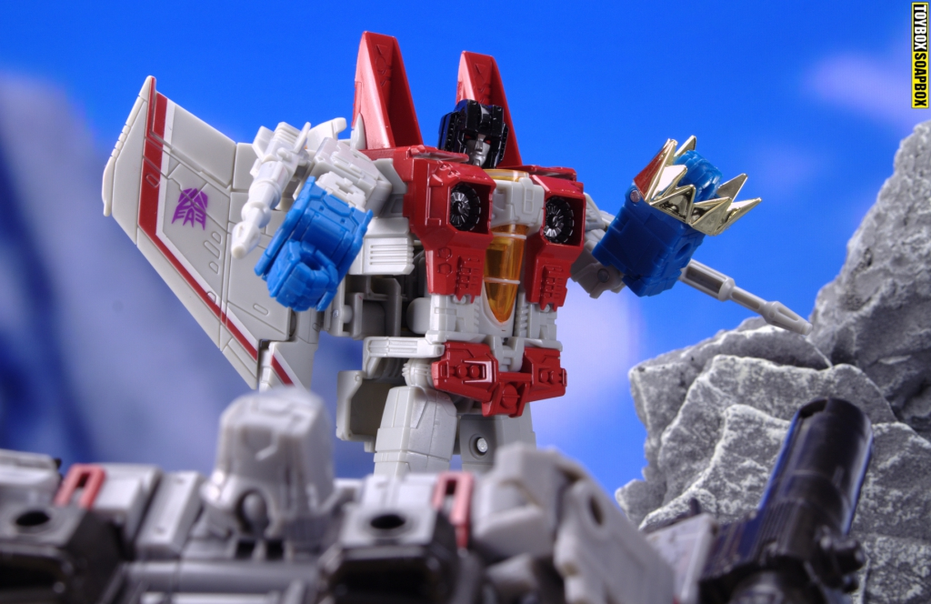 earthrise starscream with crown