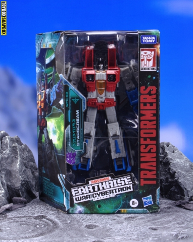 earthrise starscream box front