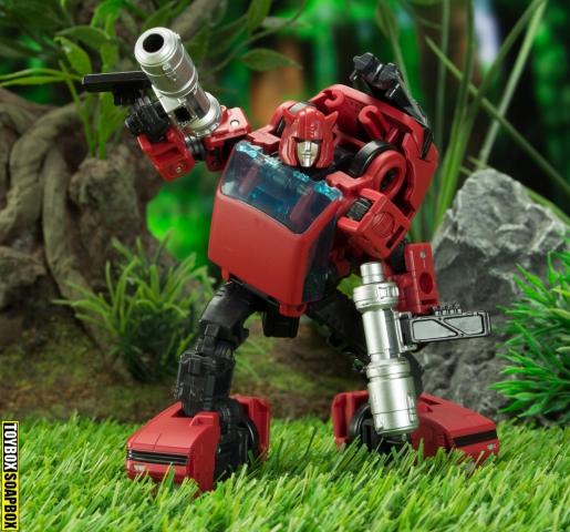 earthrise cliffjumper guns