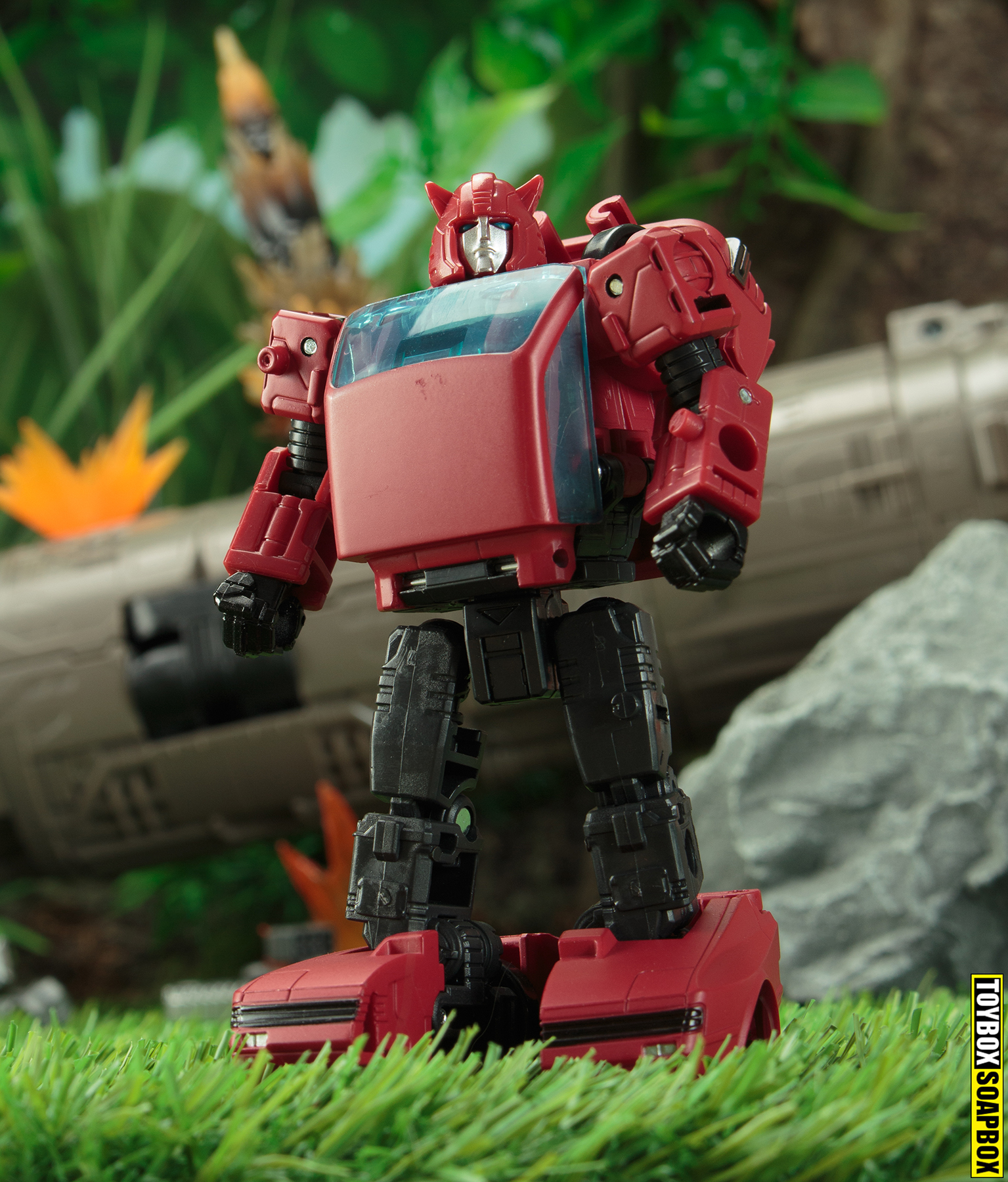 transformers earthrise cliffjumper review