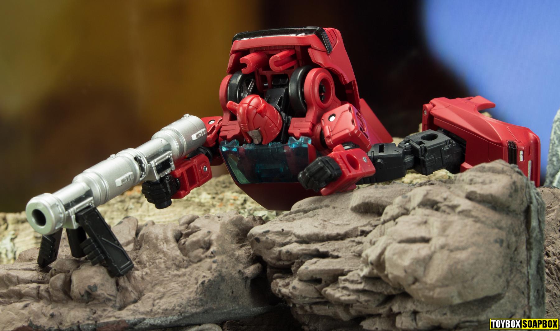 cliffjumper earthrise gun