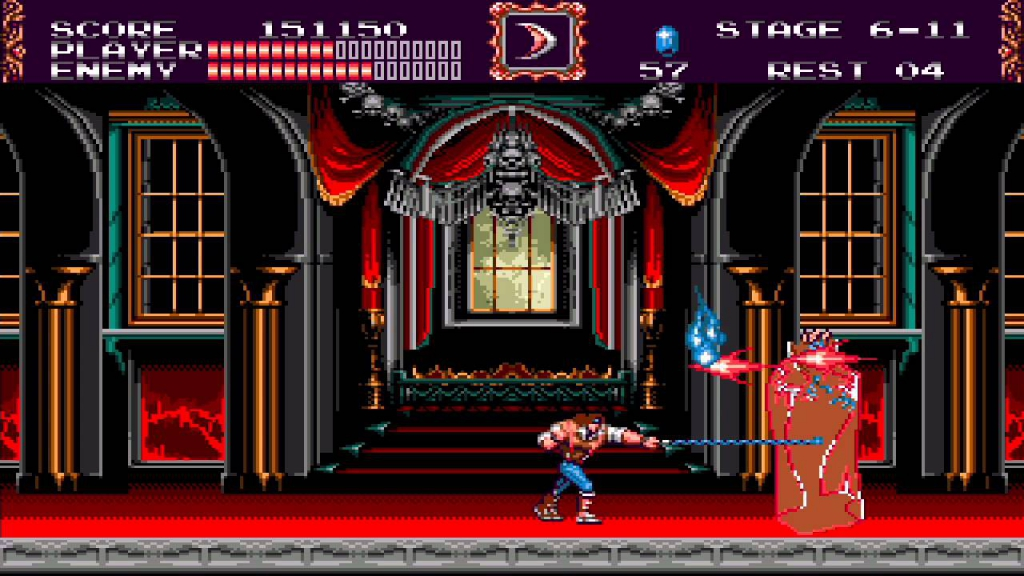 castlevania bloodlines new generation