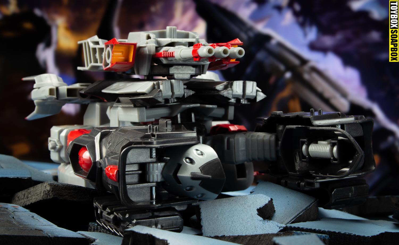 tank mode super megatron