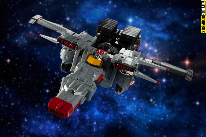 Super Megatron jet mode