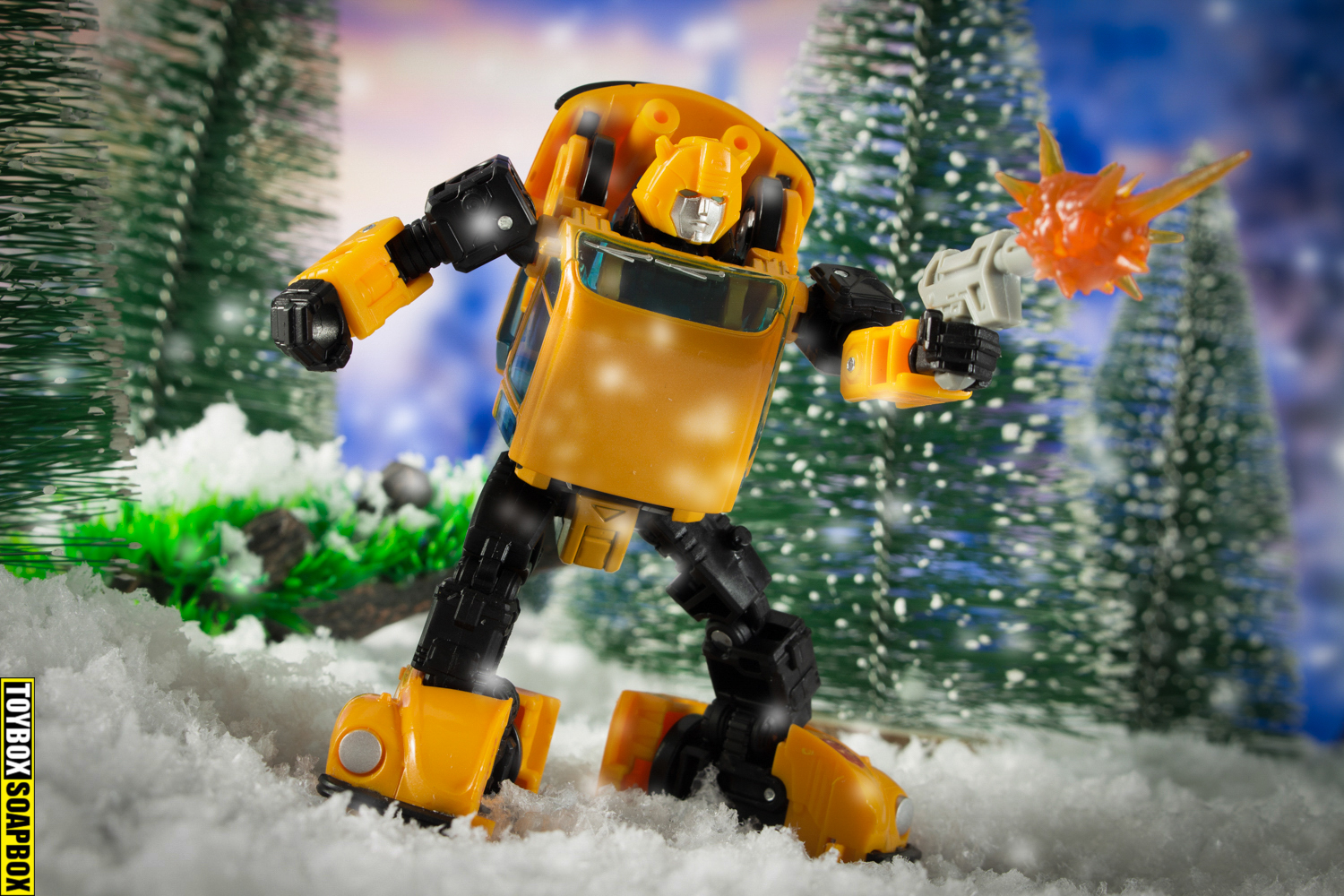 transformers earthrise netflix bumblebee image gallery review