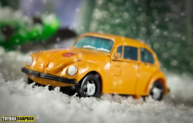 Volkswagen beetle netflix bumblebee review